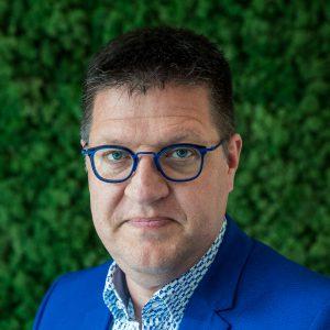 Richard Priem trainer en directeur MEDE