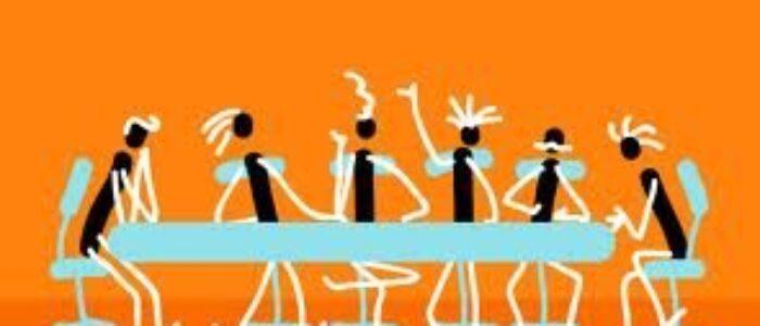 Afbeelding voor Het OMIN-syndroom: vergaderziekte