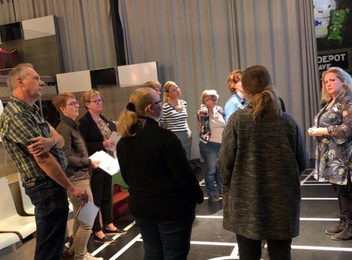 Afbeelding voor Workshops: Raadplegen, adviseren, co-produceren